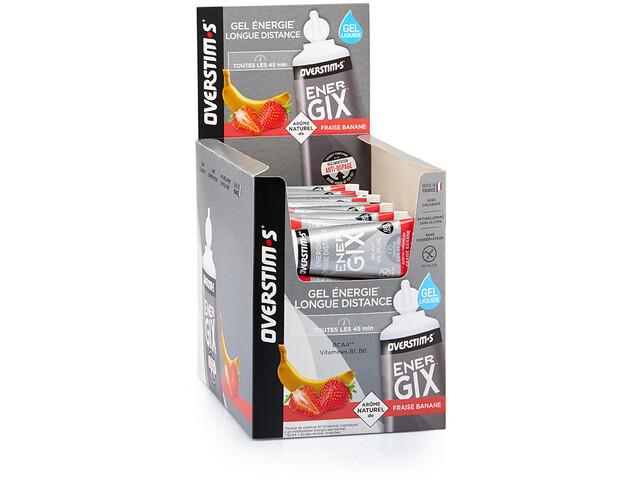 OVERSTIM.s Energix Liquid Gel Box 36x30g, Strawberry Banana